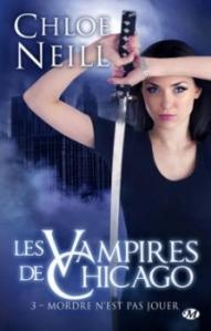 Les vampires de Chicago, tome 3 - Mordre n'est pas jouer