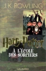 Harry Potter, tome 1 - A l'école des sorciers