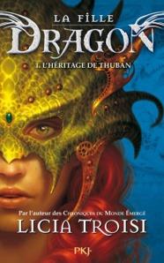 La fille dragon, T1