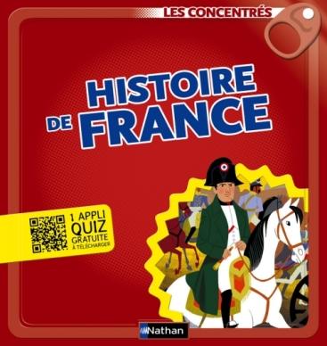 Les concentrés - Histoire de France