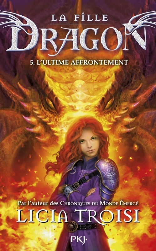 La fille dragon, T5